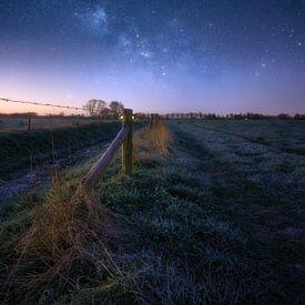 Prima luce horizon van Jeroen Lagerwerf