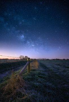 Prima luce-Horizont von Jeroen Lagerwerf