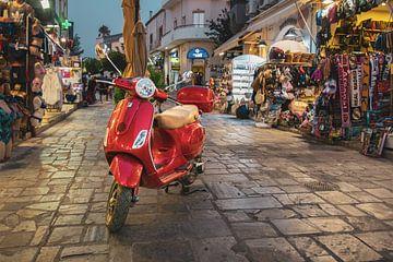 Räder von Griechenland 2 von Marieke de Jong