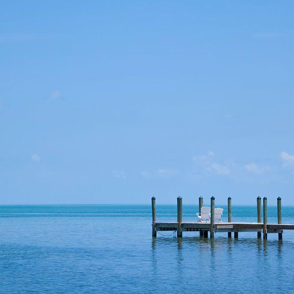 FLORIDA KEYS rust en stilte van Melanie Viola