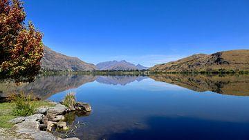 Spiegelung des Hayes-Sees von Maurits Simons