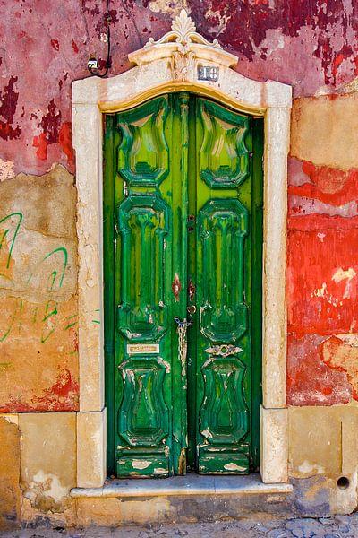 abandoned door 1 von Marc Lourens
