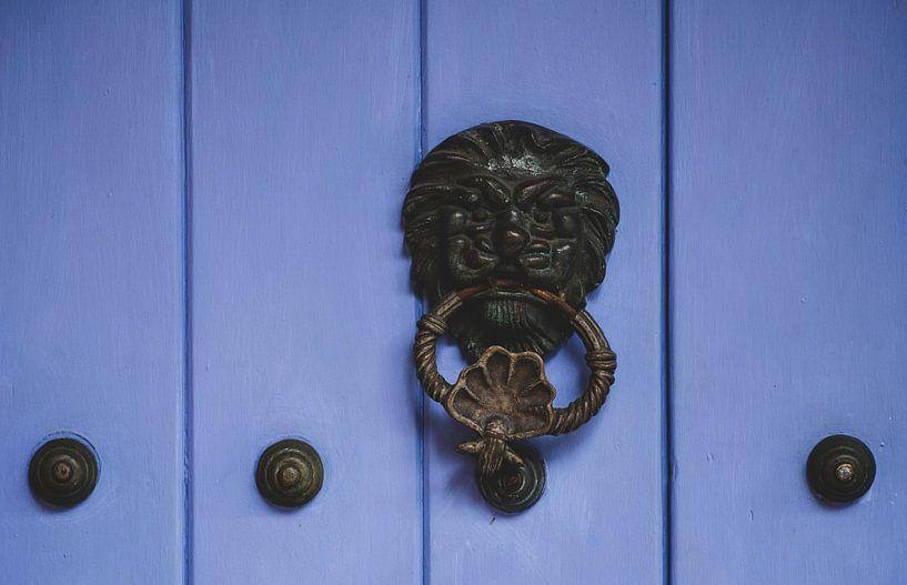 Cartagena deurklopper van Ronne Vinkx