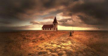 L'Islande mystérieuse sur Saskia Dingemans