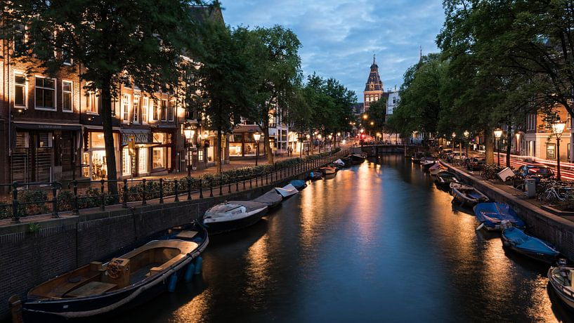 Golden Amsterdam van Scott McQuaide