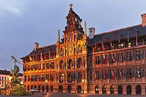 Rathaus Antwerpen von
