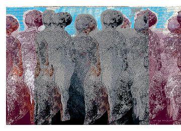 vrouwen 2 van Ansjejoanna van Iersel