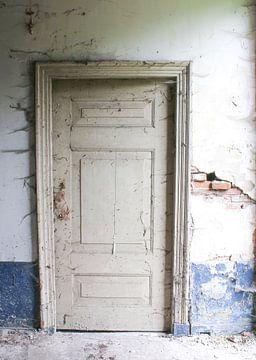 Alte Tür von Manon Zandt