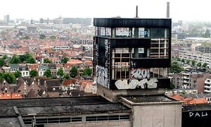 Meelfabriek, Leiden van