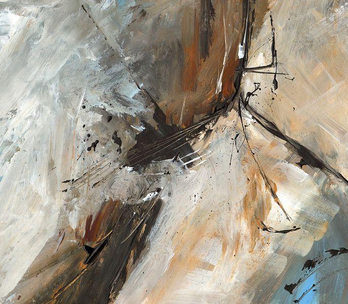 Abstrakt Nr. 7 van Katarina Niksic