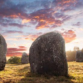 Menhirs in Frankrijk van Fotojeanique .