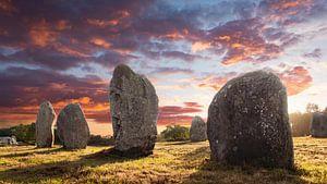Stenen geschiedenis in Frankrijk van