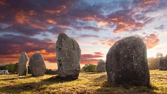 Stenen geschiedenis in Frankrijk