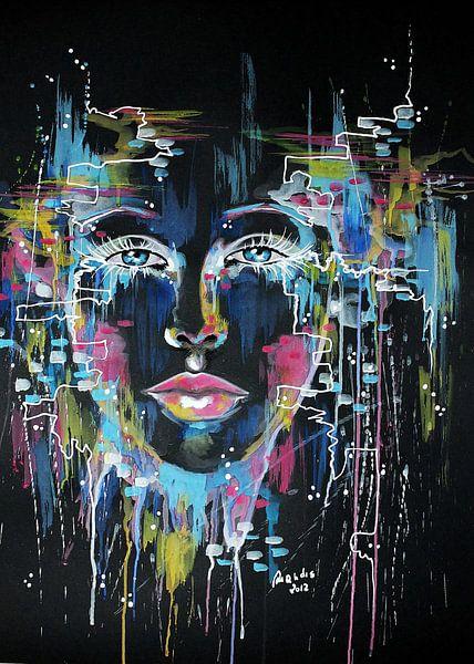 """""""Oscurità""""   van Marcella Mandis"""
