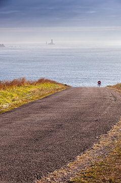 Weg naar zee van Richard Janssen