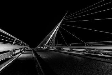 Calatrava Brug Hoofddorp van Mario Calma