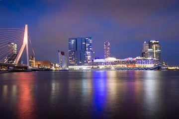 Rotterdam Koningsdag van Pieter van Dieren (pidi.photo)