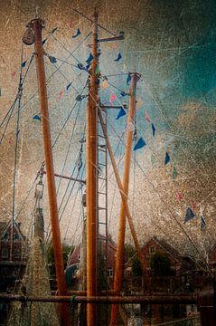 Mali in nave Carolinsiel van Michael Nägele