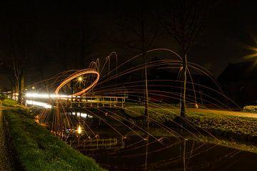 Regen des Lichts von Hans Aanen