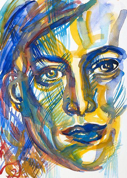 Face Forward 020613 van Eva van den Hamsvoort