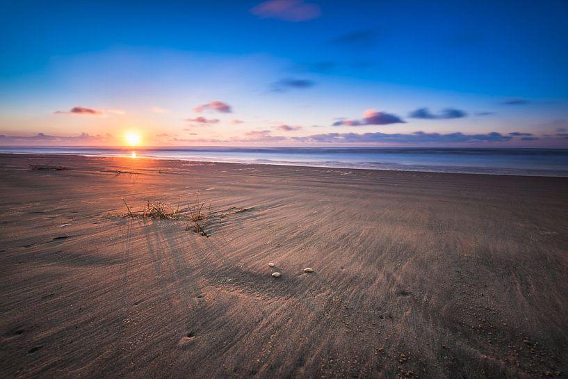 Sunset view van Martijn Kort
