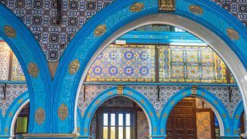 Synagoge El-Ghriba in Tunesien von Jessica Lokker