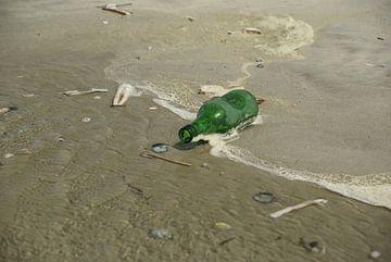 Geen flessenpost van Gerjo Radema
