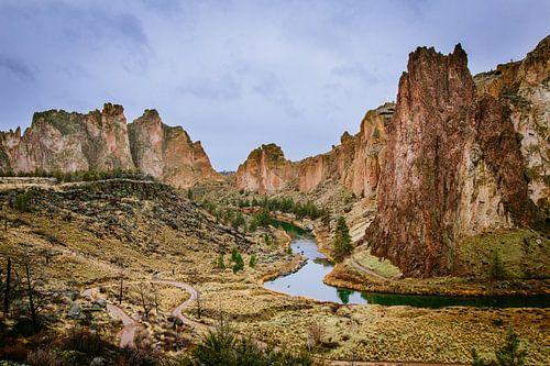 Smith Rock - Oregon van