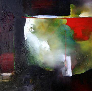 Trust - Öl und Acryl von Daniella Scarparo