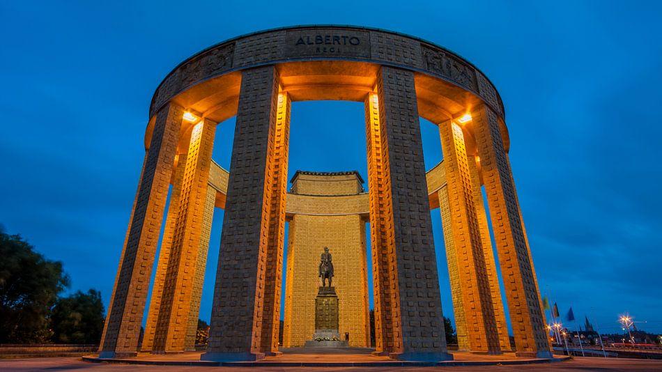 Koning Albert I Monument van Bert Beckers
