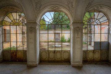 Italienische Halle von Wesley Van Vijfeijken