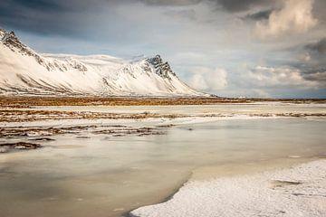IJsland landschap van