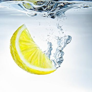 Lemon Splash von Silvio Schoisswohl