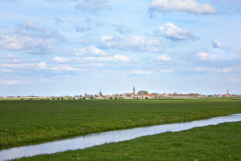 Noord-Hollands landschap van Teuni's Dreams of Reality