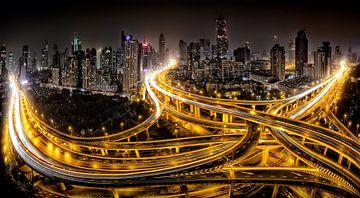 Shanghai bij Nacht, Clemens Geiger van 1x