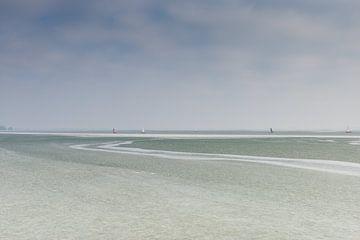IJszeilers, IJsselmeer van Johanna Blankenstein