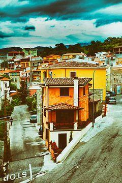 Colourful City von Bas Hermsen