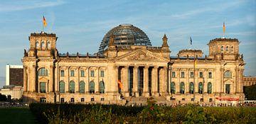 Berlijn Reichstag gebouw van Torsten Krüger