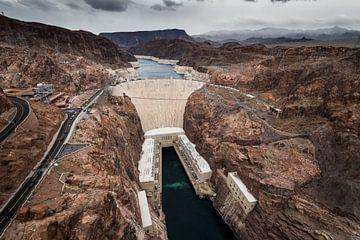 Hoover Dam - 6 van Keesnan Dogger Fotografie