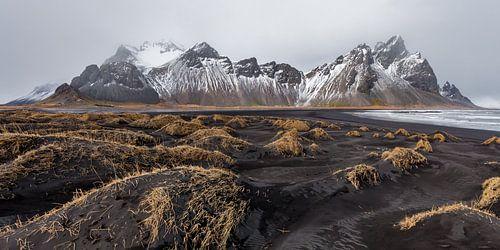 Landschap in IJsland van Albert Mendelewski