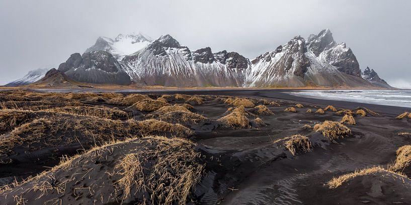 Landschaft in Island von Albert Mendelewski