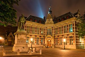 Academiegebouw op Domplein van