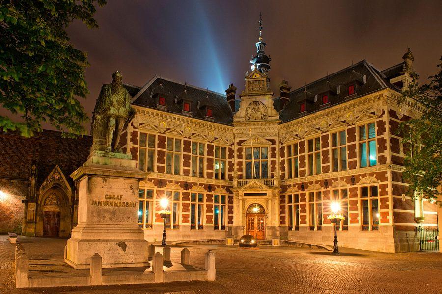 Academiegebouw op Domplein van martien janssen