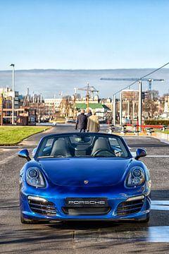 Porsche van Rob van der Teen