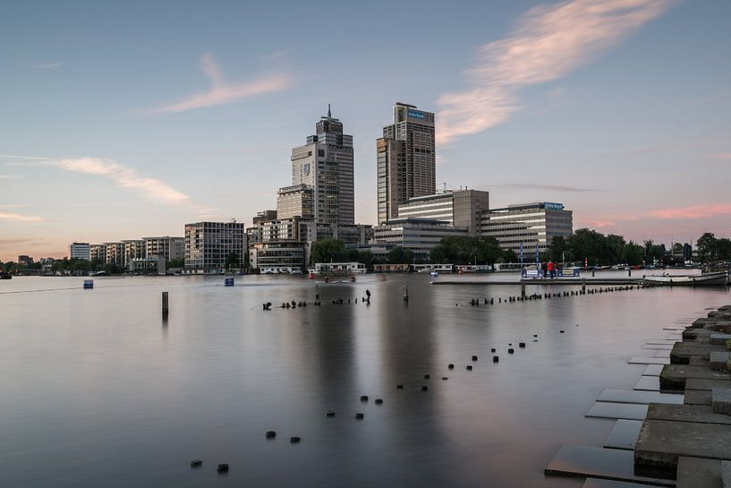Amsterdam Towers van Scott McQuaide