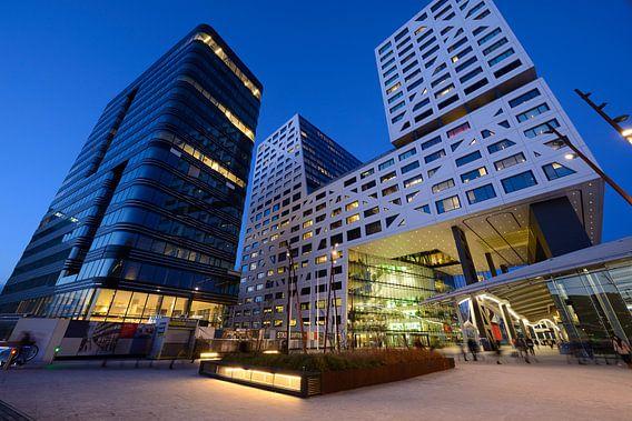 World Trade Center Utrecht en stadskantoor Utrecht van Donker Utrecht