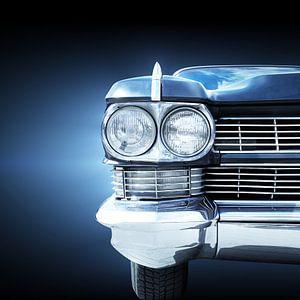 Amerikaanse oldtimer 1963 Sedan Deville