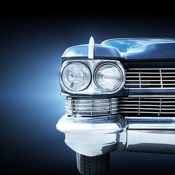 US Américaine voiture classique 1963 Sedan Deville