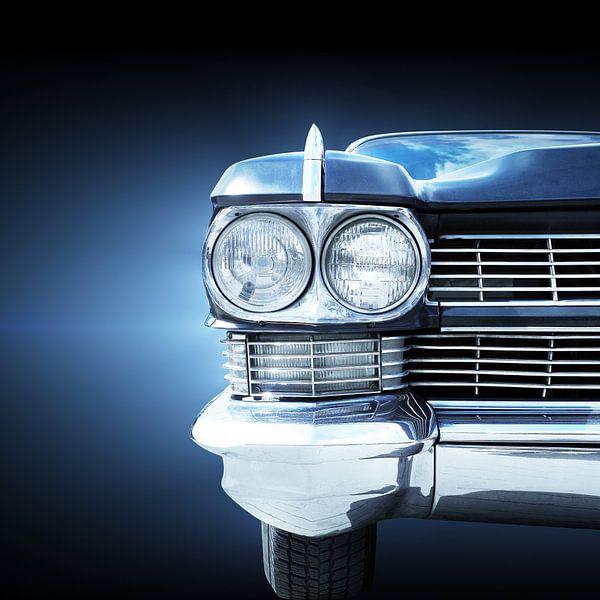 Amerikaanse oldtimer 1963 Sedan Deville van Beate Gube