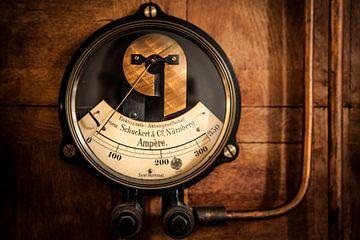 Ampere meter van Victor van Dijk